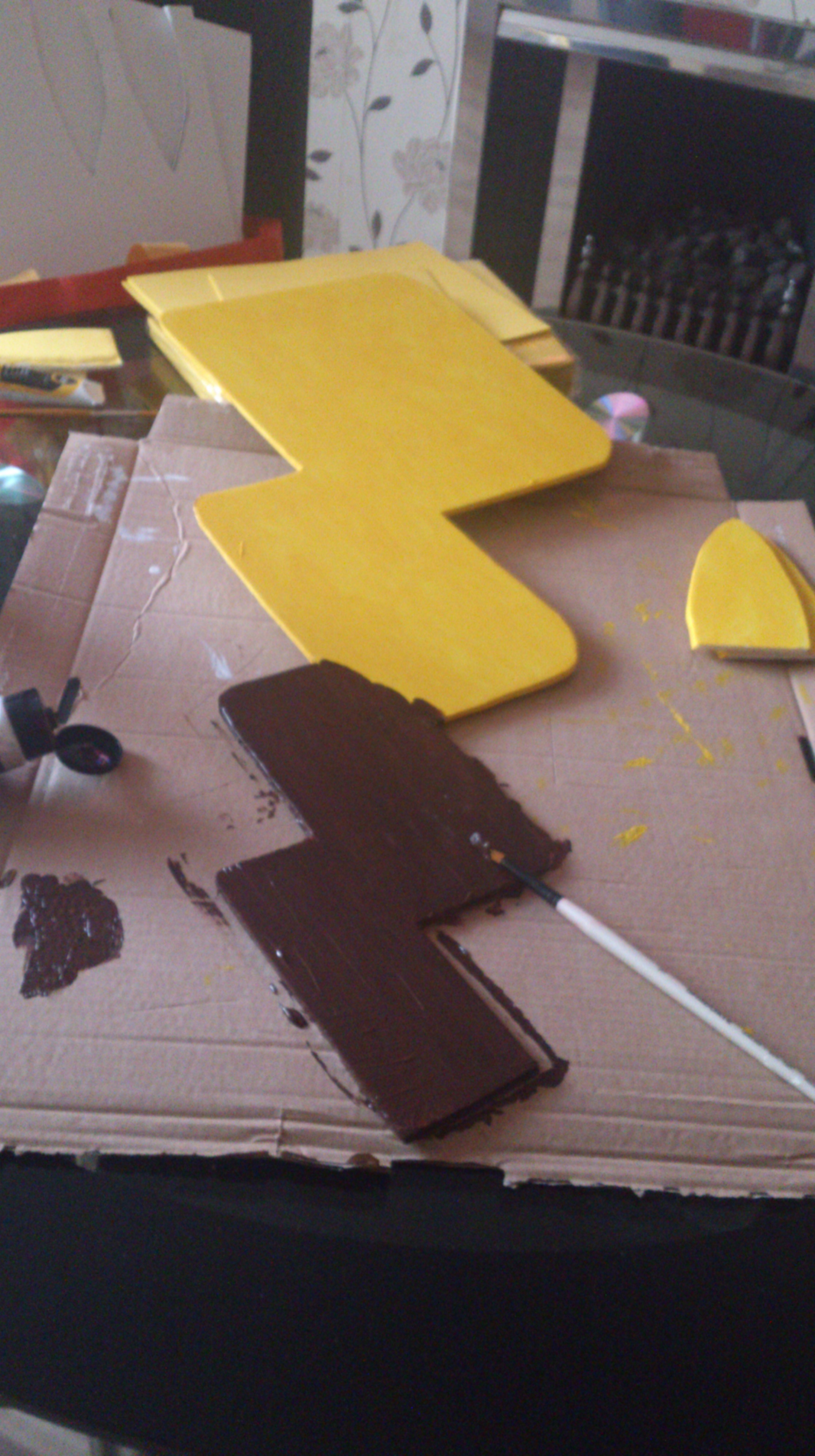 Cosplay Tutorial Pikachu Ears And Tail Geekout South West