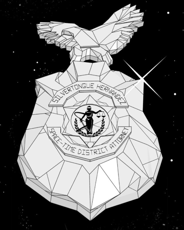 Hernandez Badge