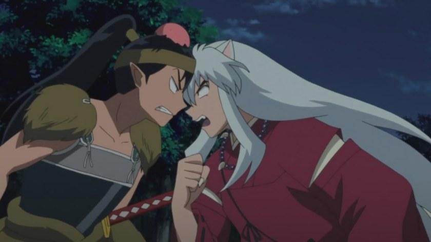 Inuyasa-Koga-Fighting