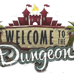 Welcome to the Dungeon logo