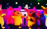 Rave Pikachu