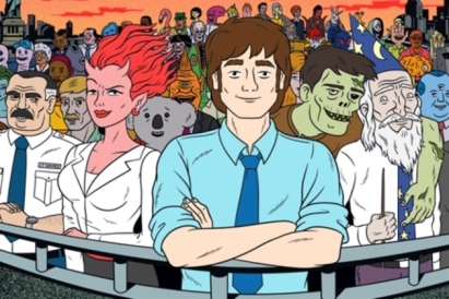 Ugly Americans (sadly cancelled)