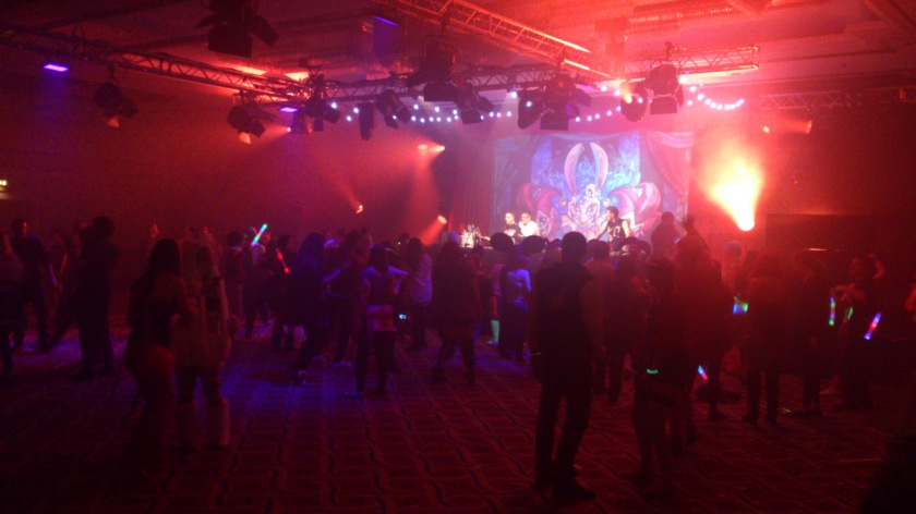 Kitacon Party