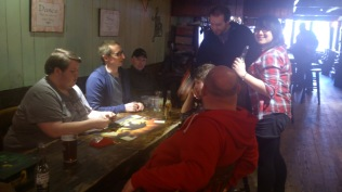 More of our regulars and new people in discussion