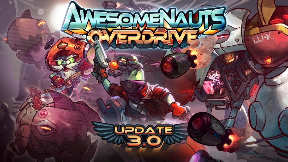 Video Game Review:Awesomenauts
