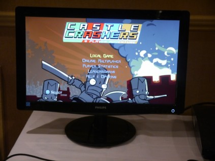 Castle Crashers! Yess!!!