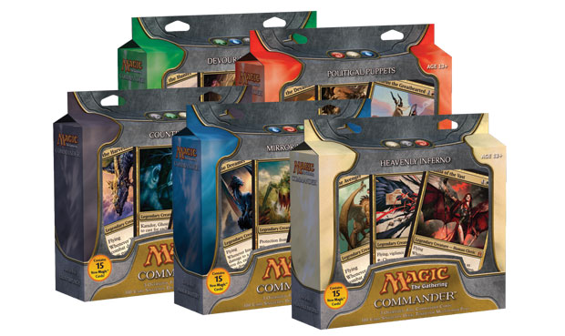 Magic: the Gathering Formats