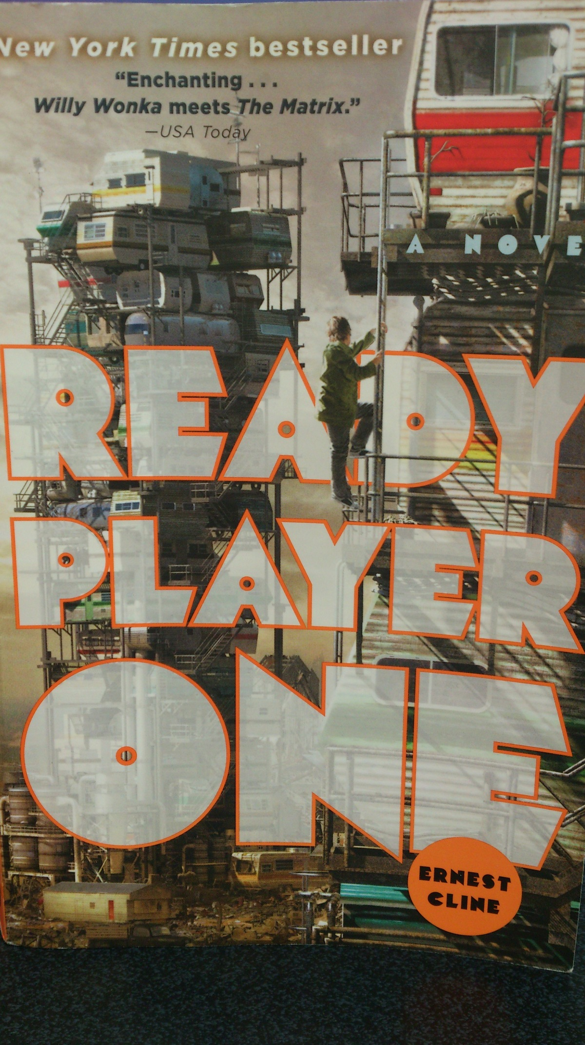 Literature Review – Ready Player One