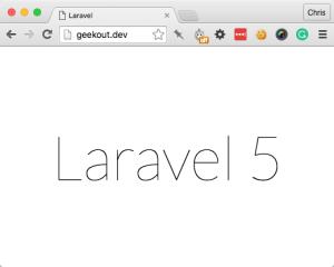 Laravel-startup