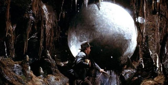 Raiders of the Lost Ark Boulder
