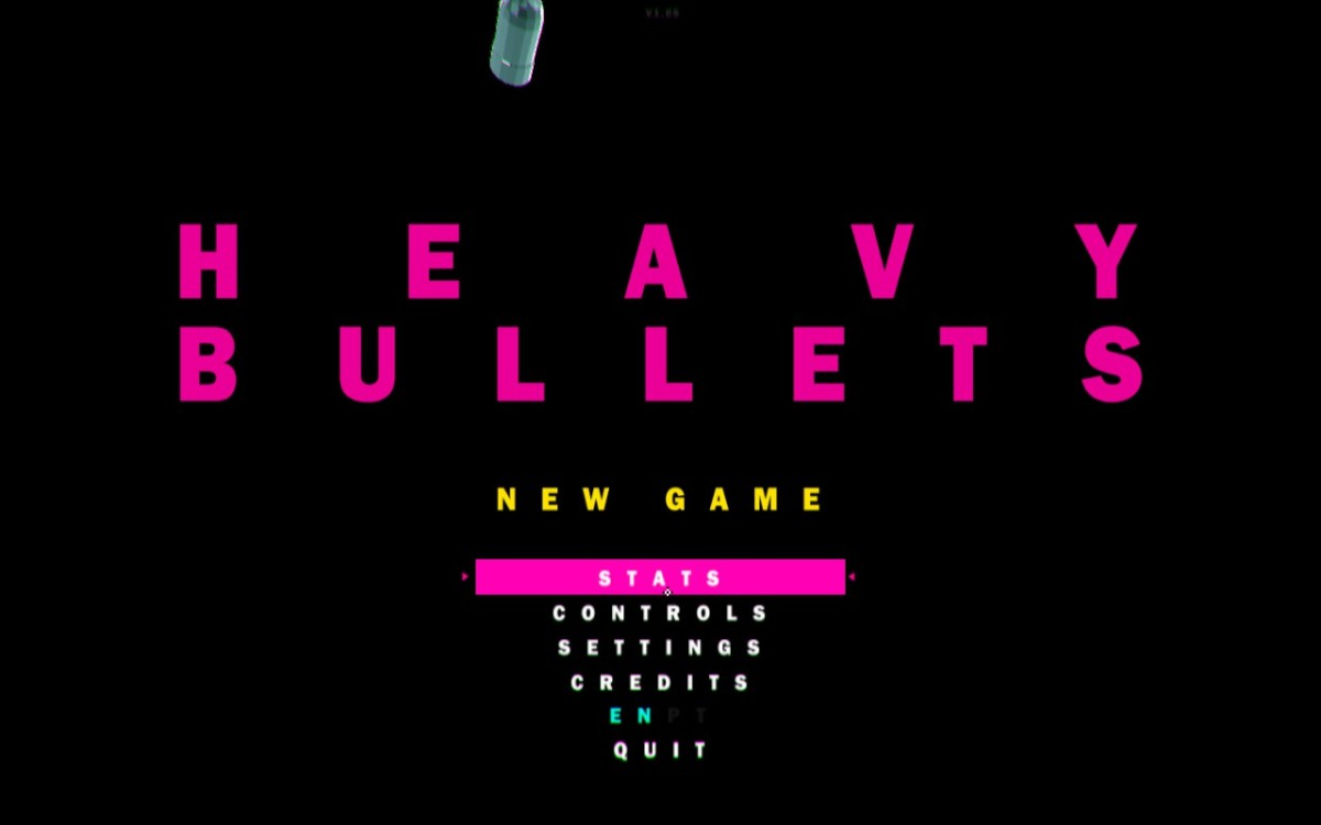 Heavy Bullets –Review