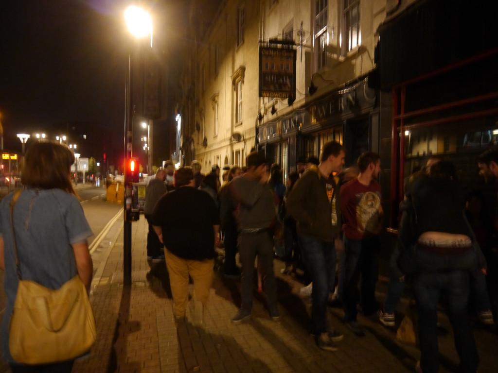 GeekOut Bristol Meet: June 11th Gallery – Time ForTea?