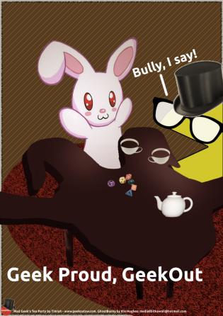 Mad Geek's Tea Party