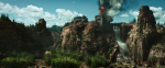 Warcraft: the Beginning mountains