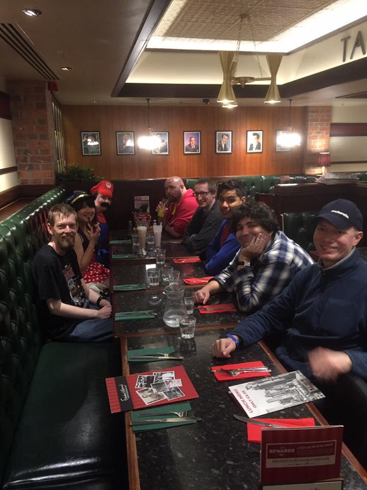 GeekOut Bristol Meet – July 8th: RETROGallery