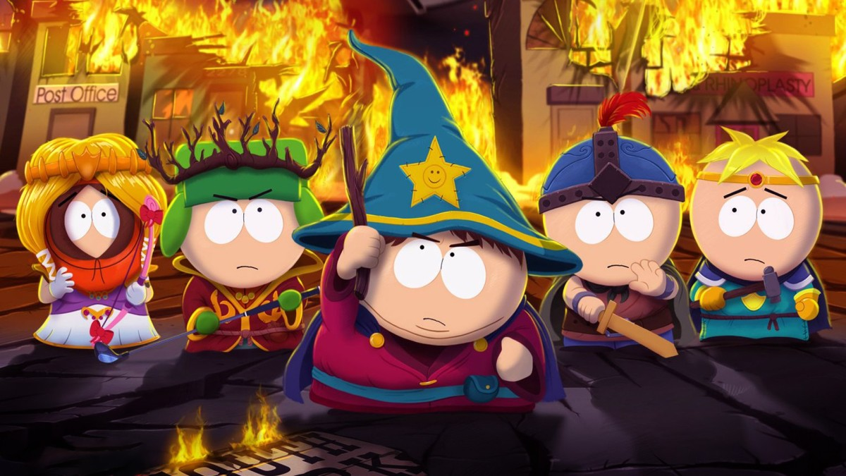 First Impressions – South Park: The Stick of Truth