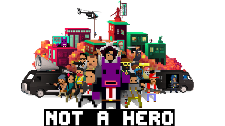 Not a Hero – Review