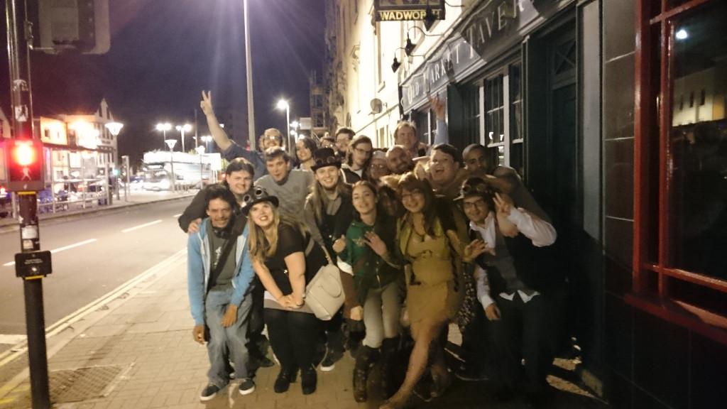 GeekOut Bristol Meet – September 9th: HARRYPOTTER