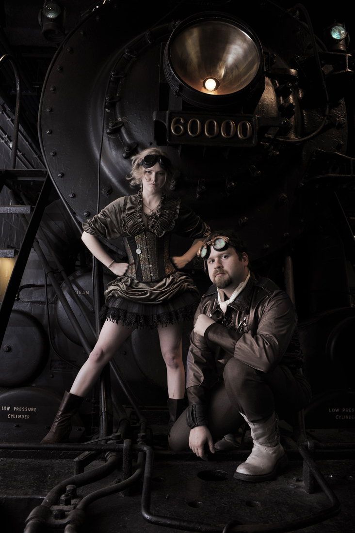 Steampunk: A Beginners' Guide