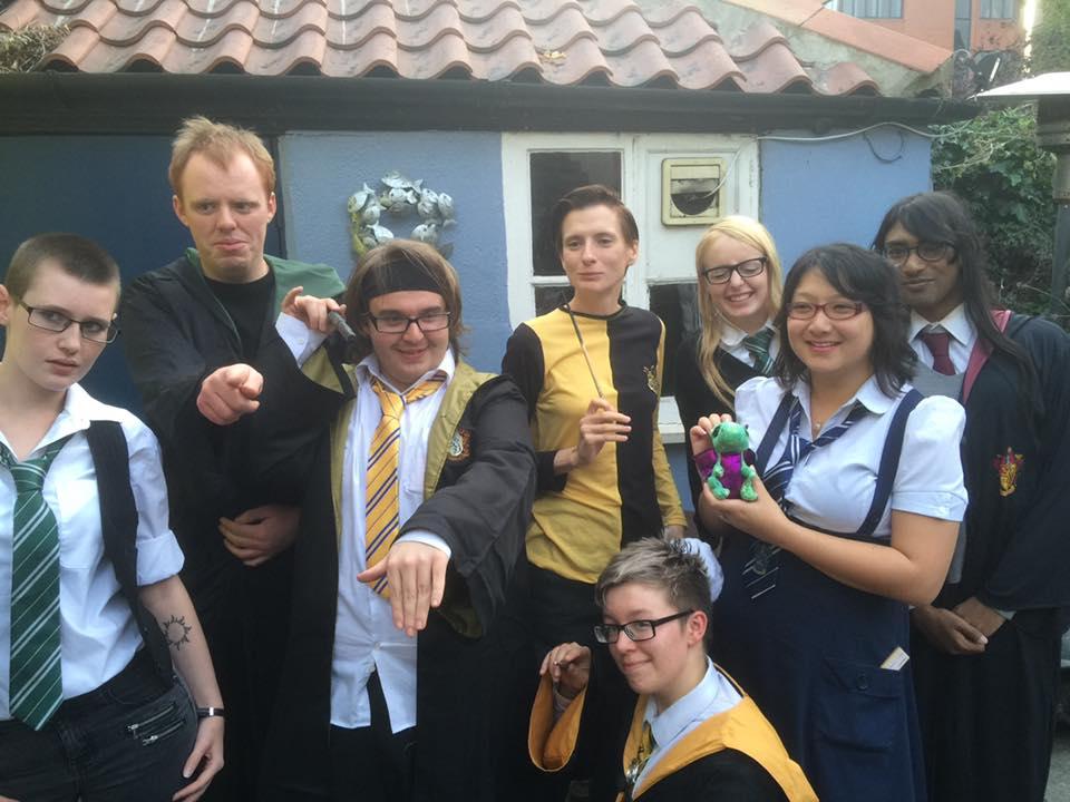 GeekOut Bristol Meet – 15th October: TRICK ORTREAT