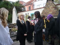 A small selection of our Harry Potter themed cosplayers