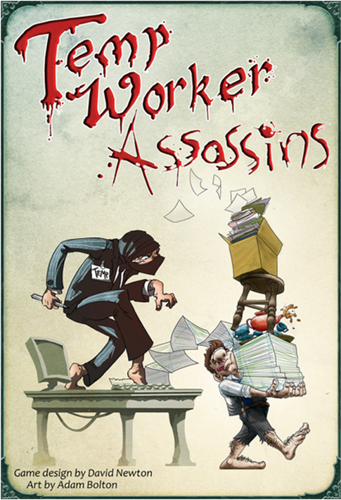 Traditional Game Preview: Temp WorkerAssassins