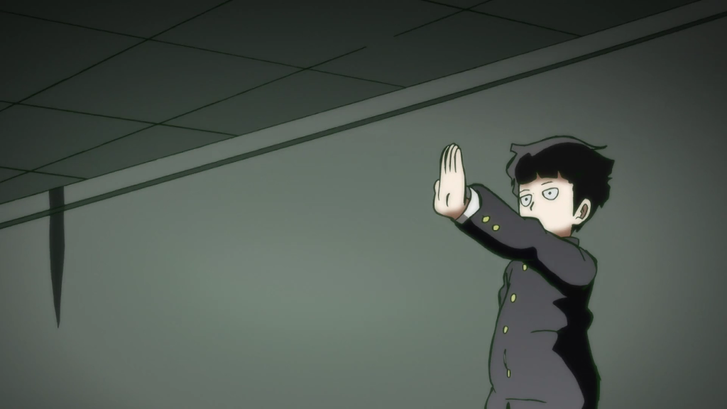 Anime Review: Mob Psycho 100 | GeekOut South-West