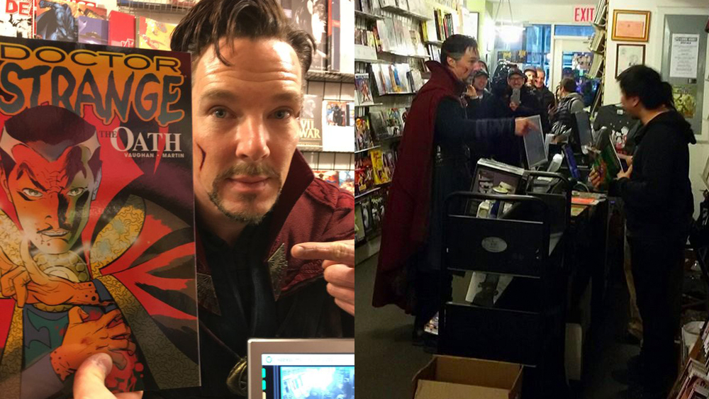 Review – Doctor Strange