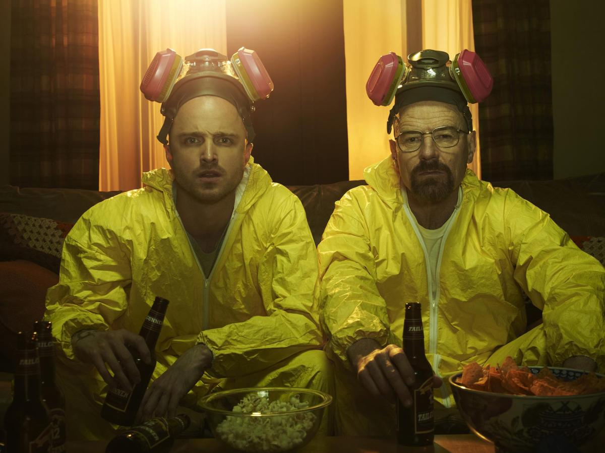 Breaking Bad: The Second Time Around