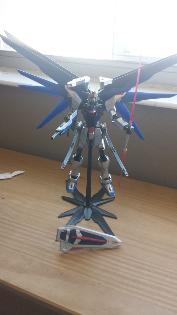 Master Grades allow for lots of poses!