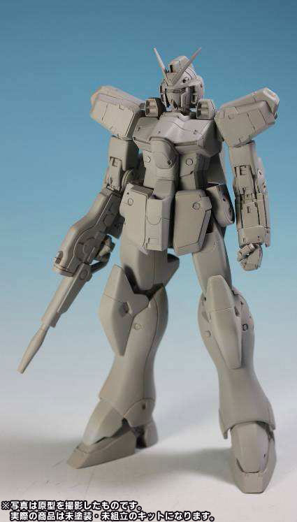Resin models are hard! | Credit: GunJap