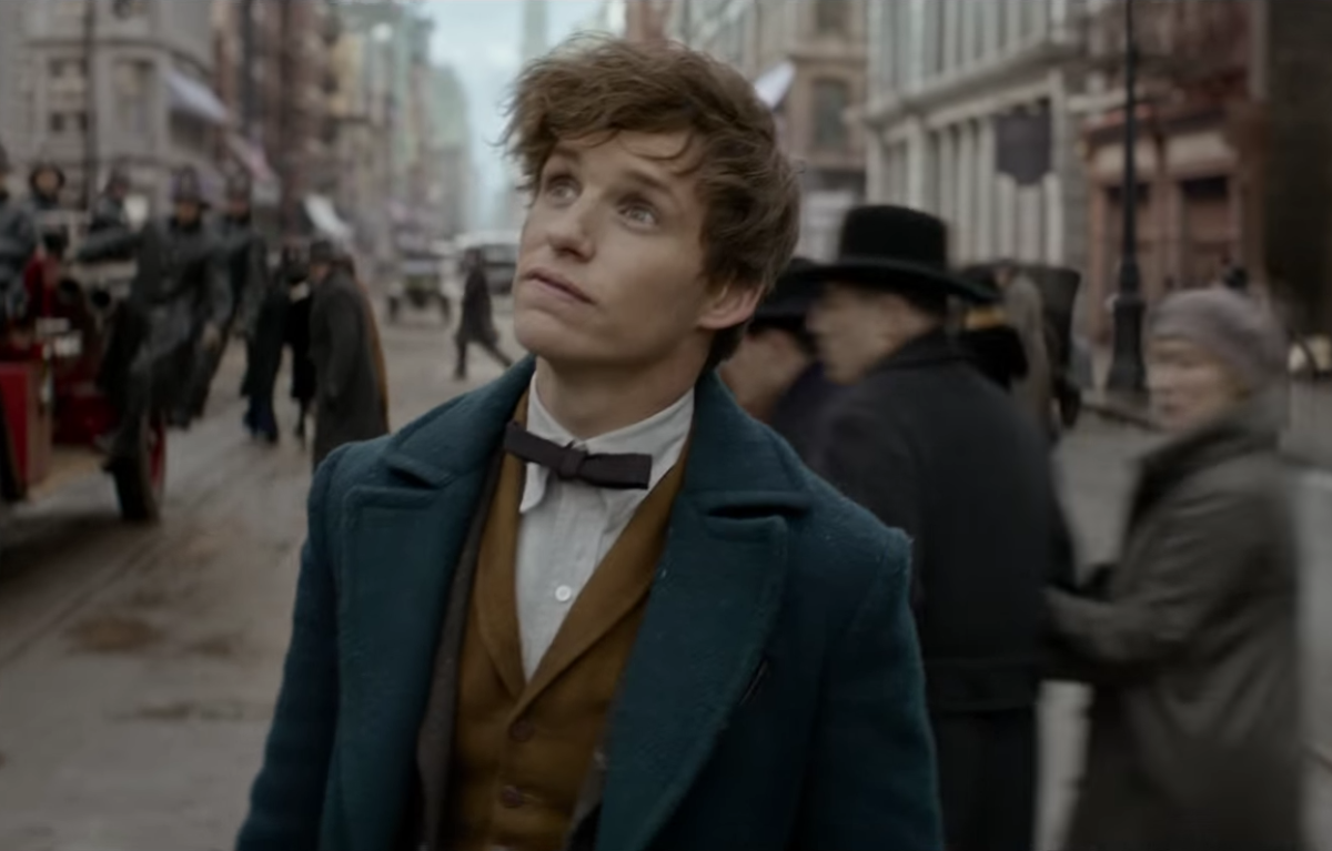 Film Review: Fantastic Beasts And Where To Find Them
