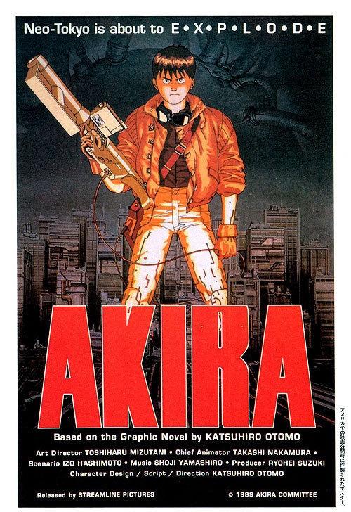 Re-watching Akira