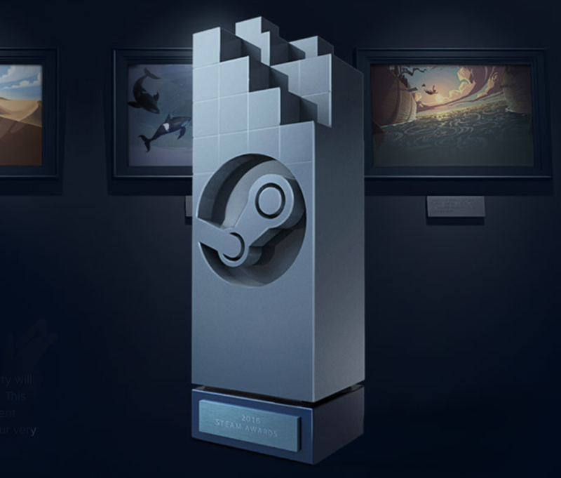 Steam Awards and Autumn Sale