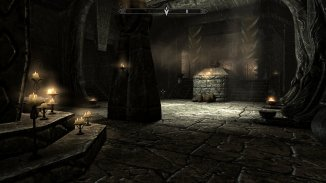 The temples of skyrim are amazing!