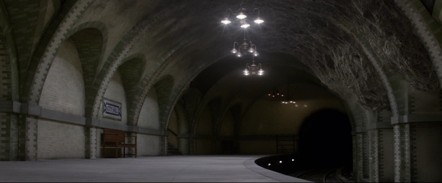 Fantastic Beasts And Where To Find Them Underground Station Scene