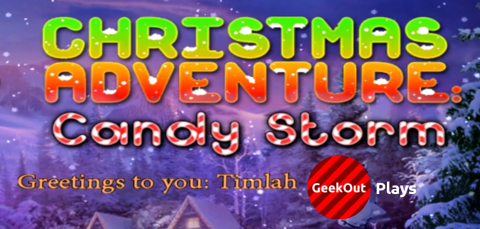 Let's Play Christmas Adventure – Candy Storm
