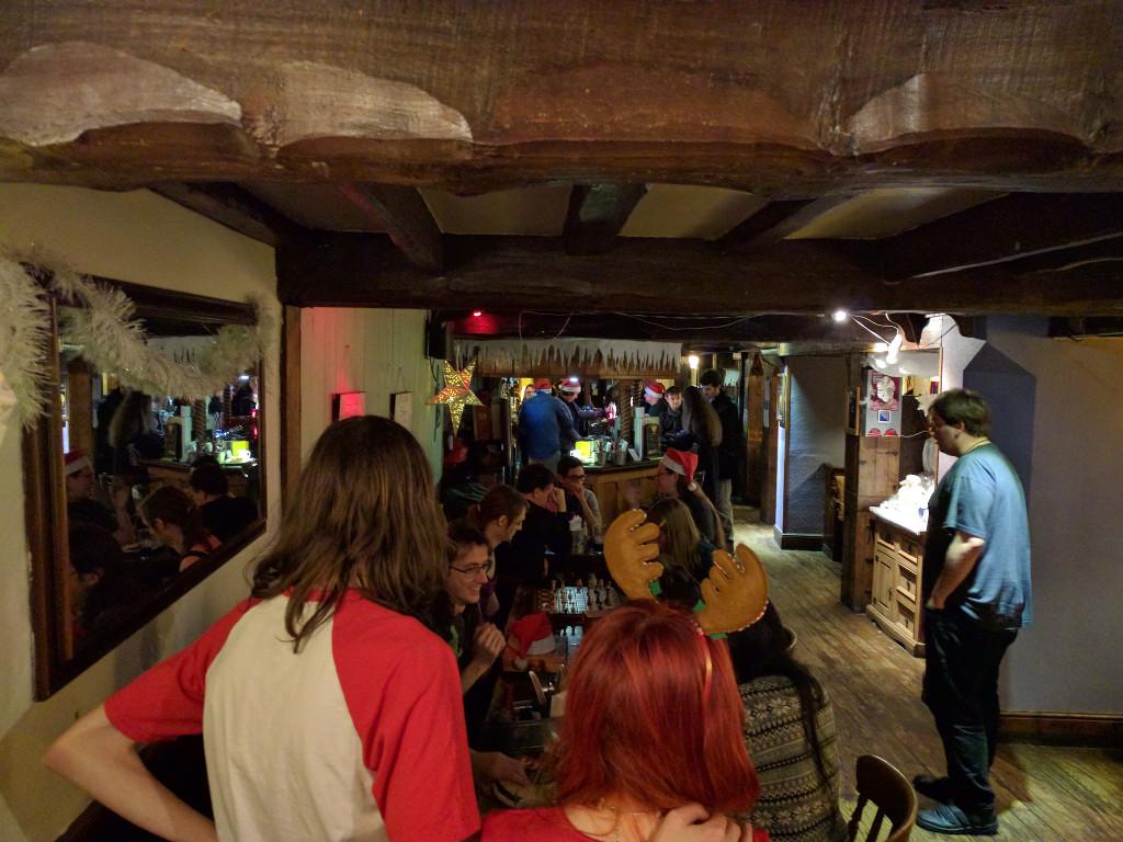 GeekOut Bristol Meet – December 31st: HAPPY NEWYEAR!