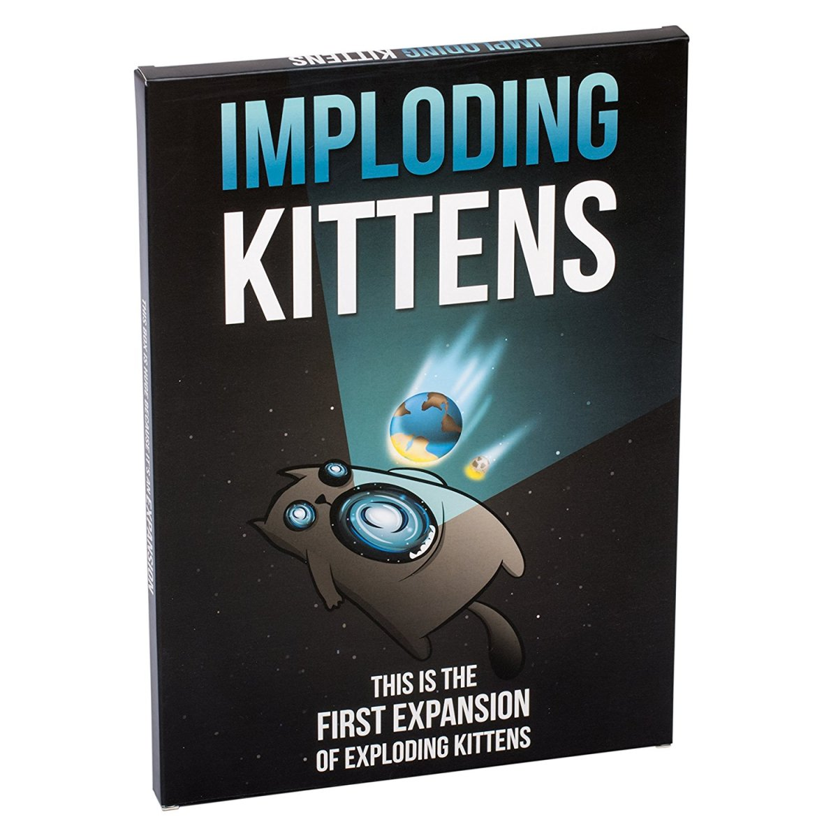Stocking Filler: Imploding Kittens