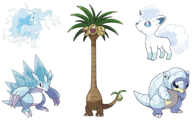And the most glorious Exeggutor