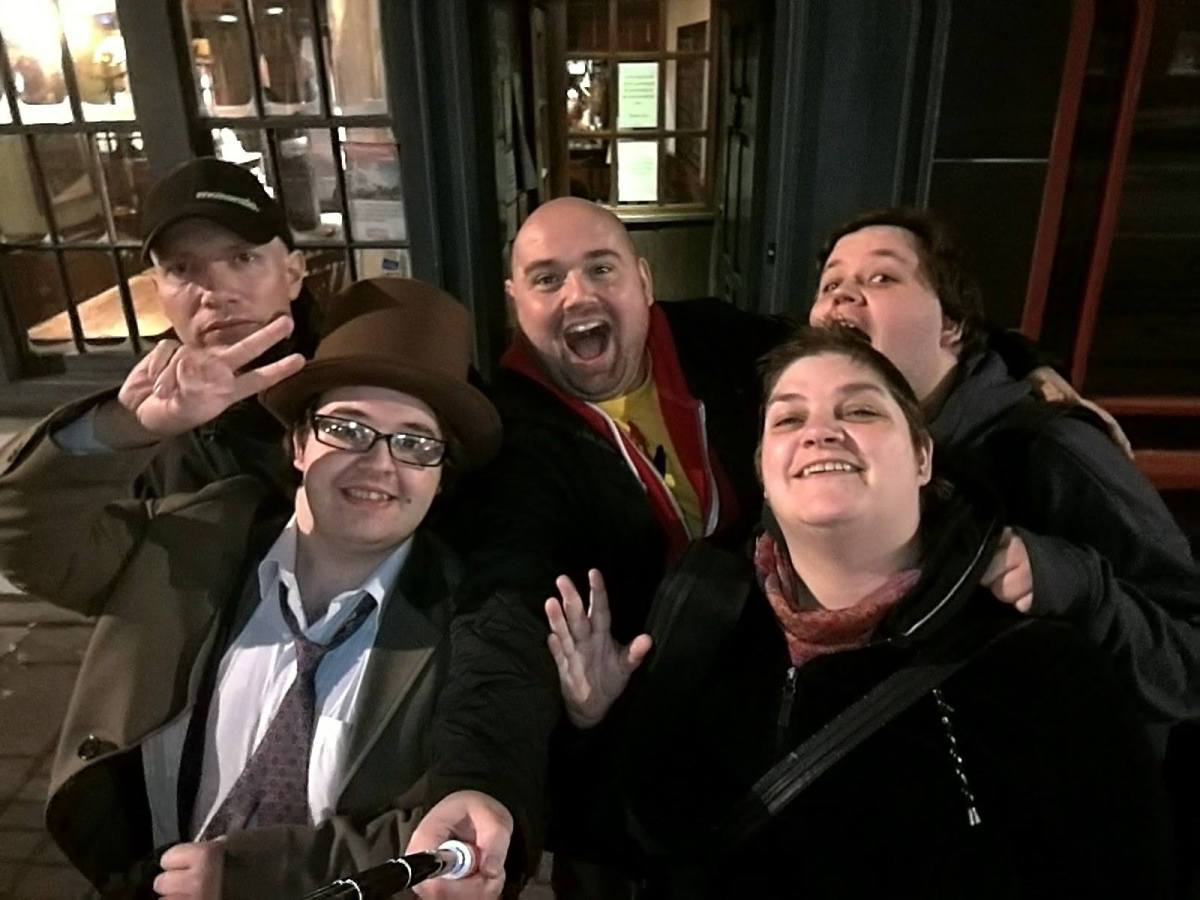 GeekOut Bristol Meet – February 11th: BYGONE ERAGallery