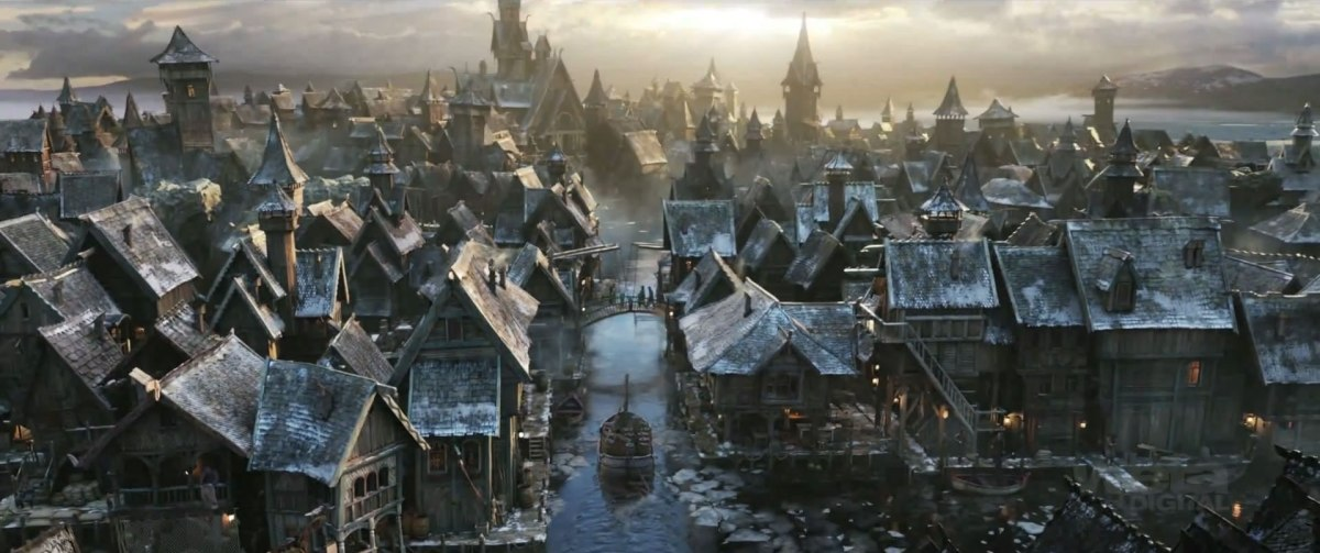 Top 10 FantasyTowns