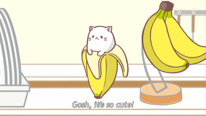 Bananya 5