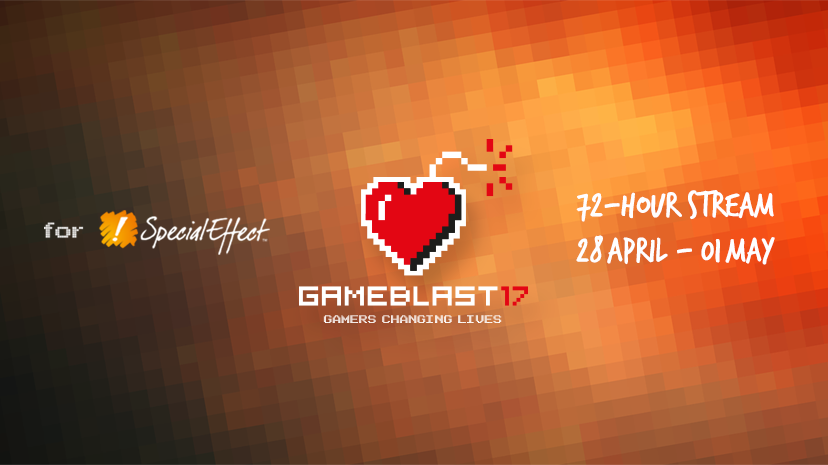Gamely Giving 2017: Great Gamer CharityCause
