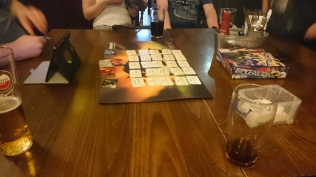 Codenames - All around good game.