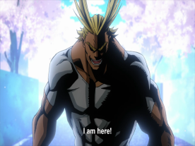 My Hero Academia Ep 1 Meeting All Might