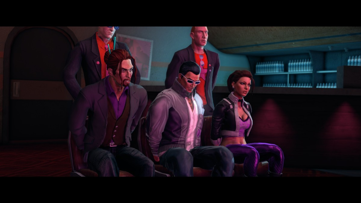 Video Game Review: Saints Row the Third