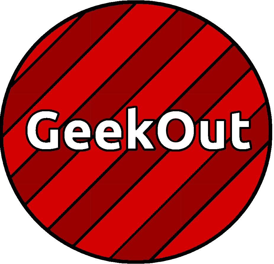 GeekOut Website Update – The End..?
