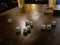 Special D6 - Story Dice