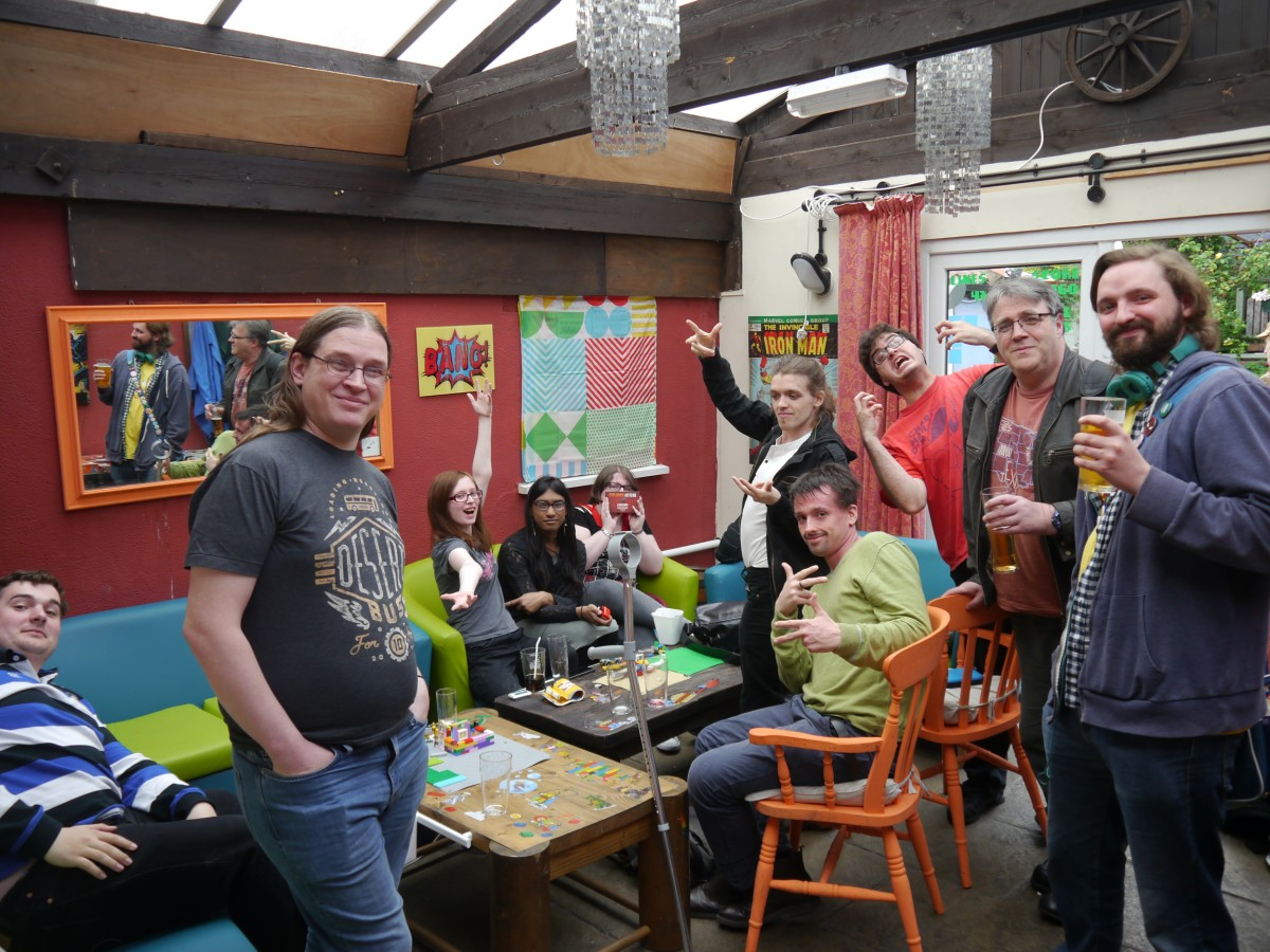 GeekOut Bristol Meet – June 10th: SCI-FI